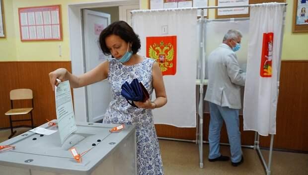 Названы округа‑лидеры Подмосковья по проценту проголосовавших по Конституции