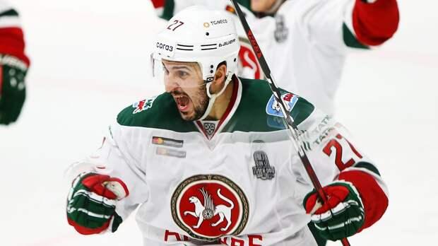 «Ак Барс» обыграл «Салават Юлаев» и стал первым полуфиналистом Кубка Гагарина