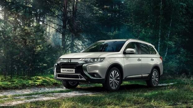 Проблемы с тормозами привели к отзыву автомобилей Mitsubishi в России