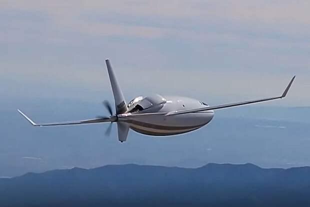 """В США презентовали """"самолет-пулю"""" - он может стать спасением во время пандемии"""
