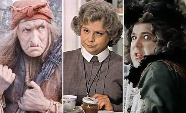 6 знаменитых актёров-мужчин и их женские роли, которые принесли им славу и успех