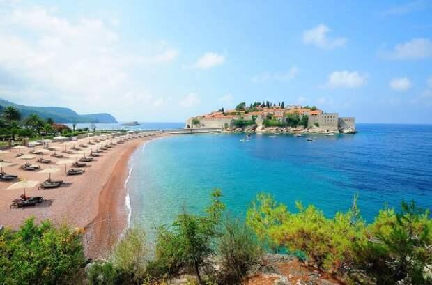 Черногория откроет границы для туристов наследующей неделе