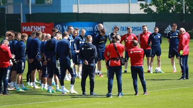 Экс-капитан «Амкара» Попов оценил шансы сборной России на Евро-2020
