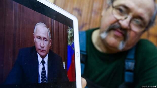 Путин не прав. Пять аргументов, почему не стоило поднимать пенсионный возраст