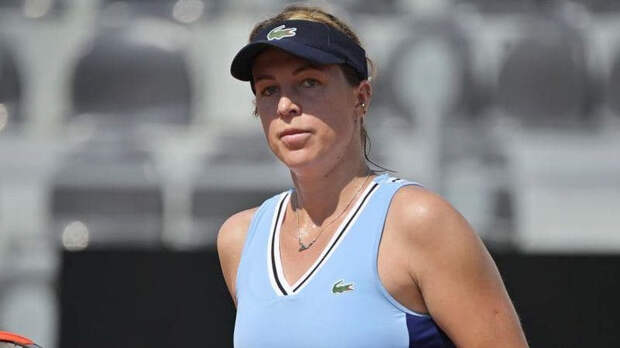 Анастасия Павлюченкова в финале Roland Garros
