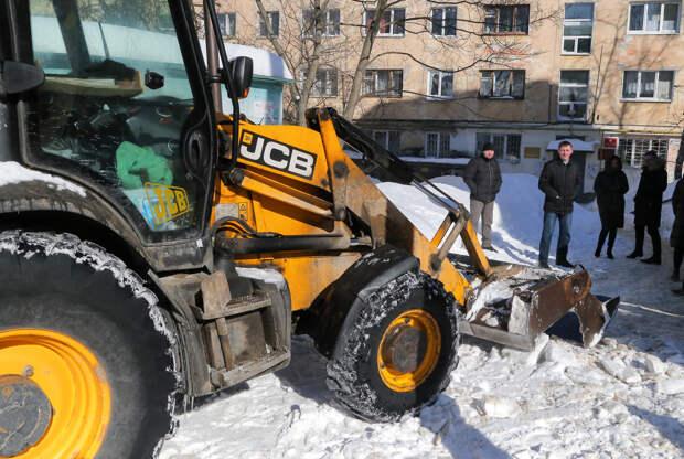 Комплексная уборка началась в Нижегородском районе Нижнего Новгорода