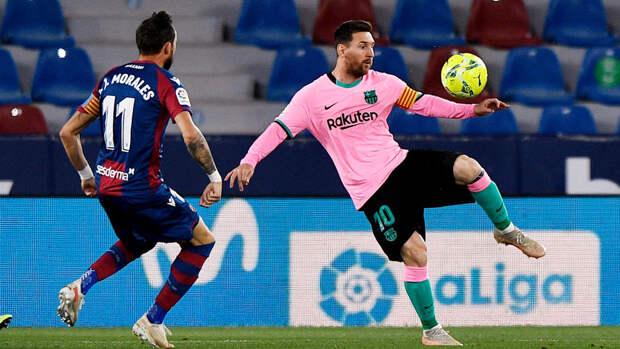 """Игрок """"Барселоны"""" Бускетс высказался об упущенной победе в матче с """"Леванте"""""""