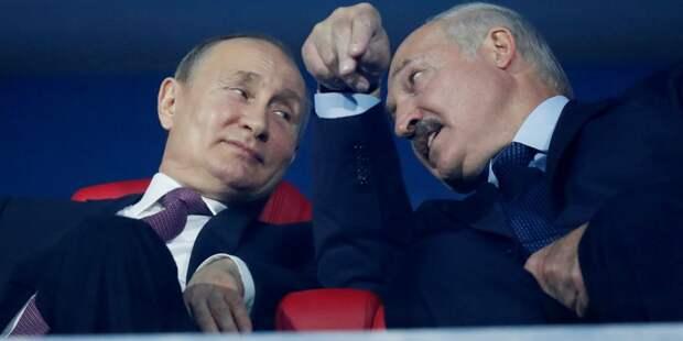 Все зависит от Путина – Bloomberg разъясняет, почему Западу не заполучить Белоруссию