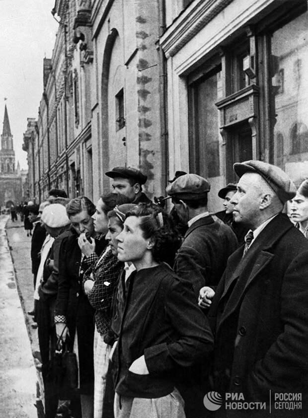 История в кадре: снимки главного фотографа Великой Отечественной войны