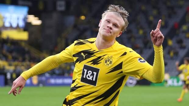 Холанд — первый за 24 года игрок из топ-5 европейских лиг, забивший 40 голов за сезон в возрасте до 21 года