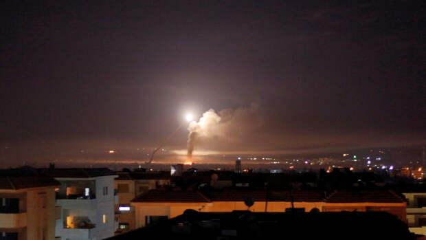 Сирийские СМИ снова сообщили об «израильском ударе»: не дают поспать вторую ночь подряд