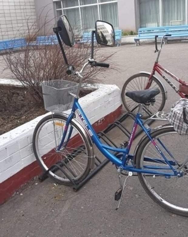 Почему бы и нет? WTF?, wtf, велосипеды, необычное, подборка, странное, транспорт