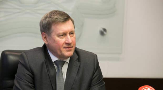 Мэр Локоть призвал новосибирцев отказаться от покупок в уличных лотках