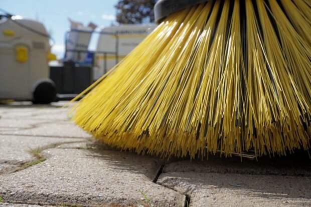 Парк «Березовая роща» очистили от мусора – «Жилищник»