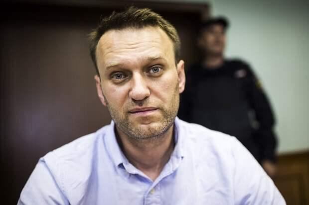 Навальный раскрыл своих спонсоров