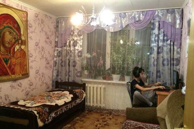 Парад безвкусицы: 16 самых ужасных квартир, которые сдают в аренду за немалые деньги