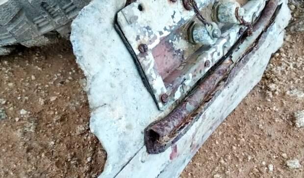Впопулярном туристическом месте Приморья найдены обломки самолёта