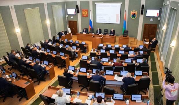 Здравоохранение, пособия иМСП: депутаты ЗСприняли поправки вбюджет Карелии