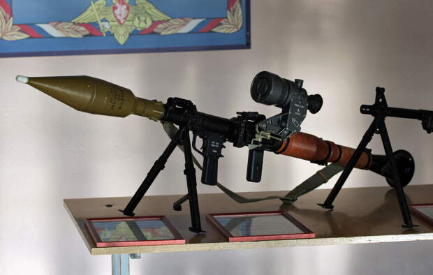 Гранатомёт РПГ-7 – русская альтернатива американской «базуки»