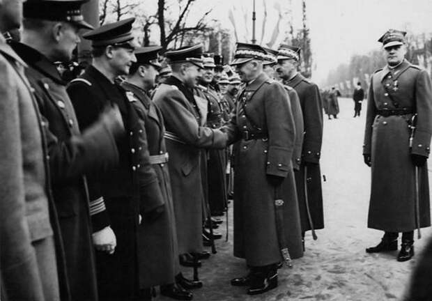 Польша как провокатор Второй мировой