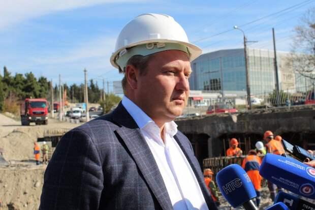 В Крыму назначили нового министра транспорта республики