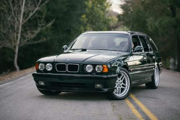 Elekta, ты прекрасна: редчайшая «пятерка» BMW E34 по цене новой M3