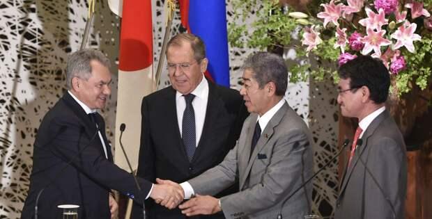 Сколько будет «два плюс два»? Об итогах российско-японской встречи