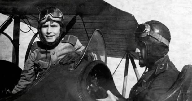 Самый молодой лётчик Великой Отечественной войны
