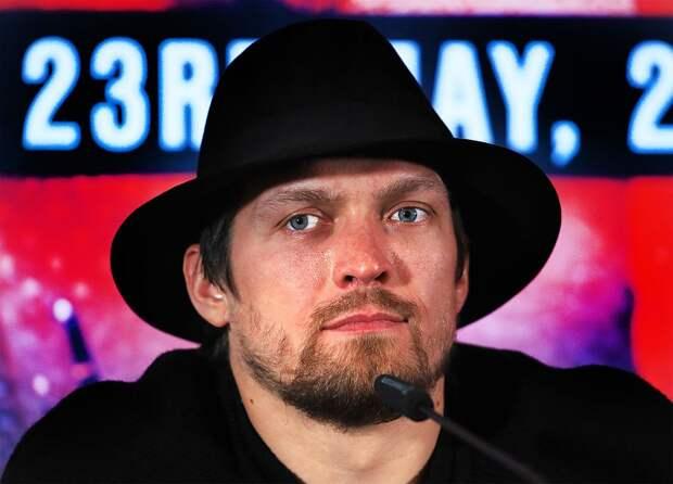 В WBO требуют, чтобы Джошуа провел бой с Усиком до поединка против Фьюри