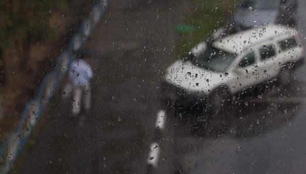 4 июня 2020 года в Московском регионе станет вторым самым дождливым днем в истории