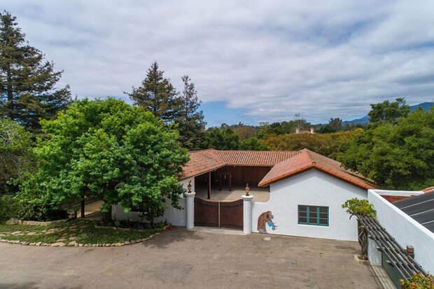 В гостях у Опры Уинфри: экскурсия по ее новому ранчо в Монтесито