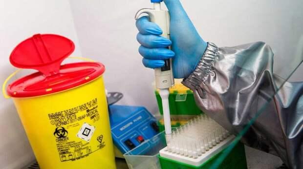 На Украине из института биотехнологий пропали штаммы опасного вируса