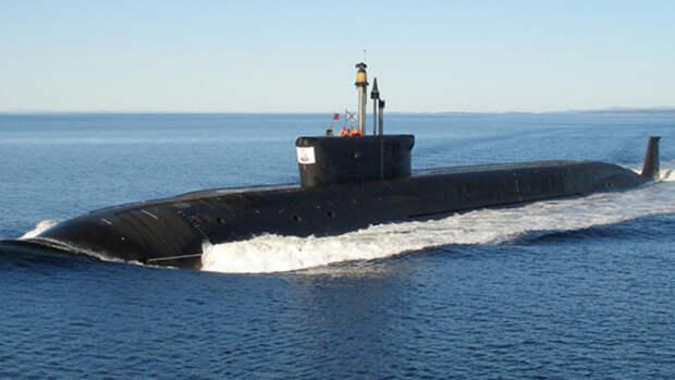 Россия может продолжить строительство подводных ракетоносцев «Борей»