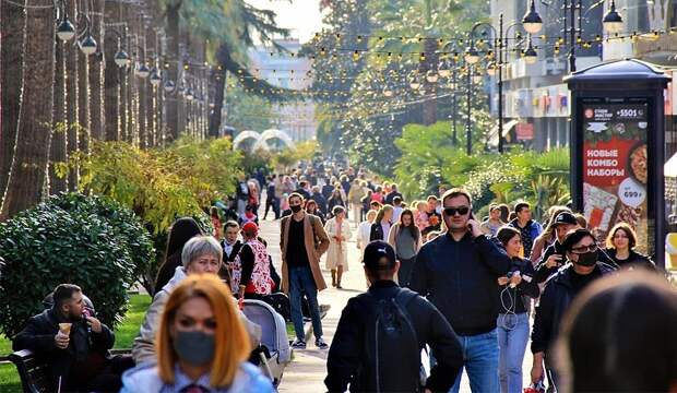 Краснодарский край, Крым и Санкт-Петербург возглавили топ продаж в программе отдыха с кешбэком
