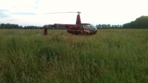 Жертвой крушения вертолета под Архангельском стал советский чемпион Сазонов