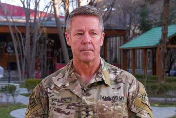 Генерал Миллер: Будем поддерживать афганскую армию, пока невыведем войска