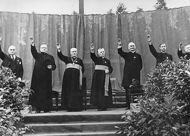 Фашизм, церковь и католическое движение в Италии.