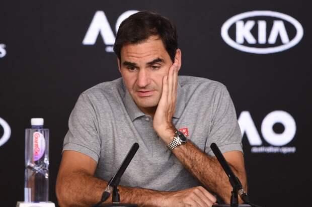 Федерер вылетел из домашнего турнира в Женеве