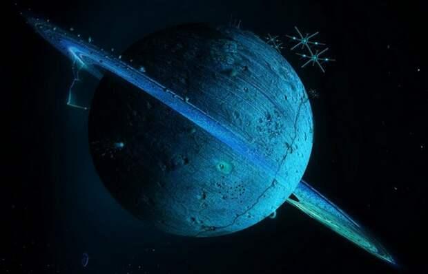 Уран на звездном небе...