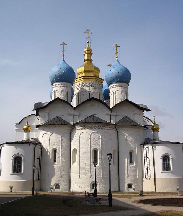 Благовещенский собор Казанского Кремля. Спасенный памятник XVI века