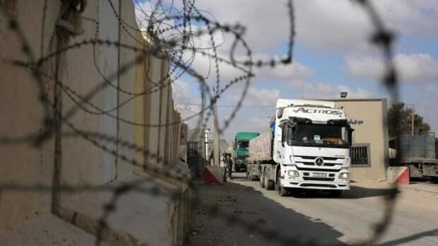 СМИ: Израиль отказался пропустить партию топлива всектор Газа