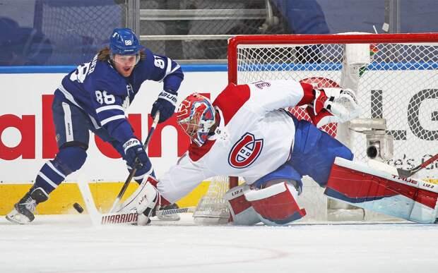 Мэр Монреаля выиграл хоккейное пари у мэра Торонто