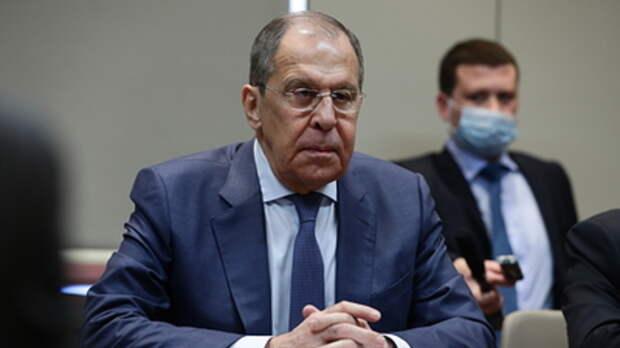"""""""Мы не таможня"""": Лавров обозначил США """"красные линии"""" России"""