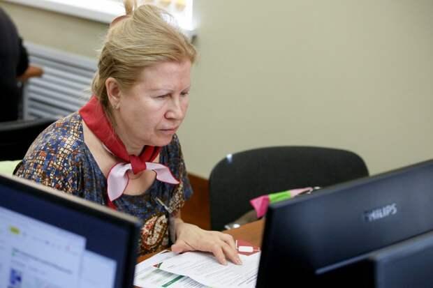 Специалисты из Северного определили эффективность всех онлайн-занятий для пенсионеров