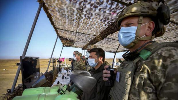 Киев уговаривает Запад принять Украину в НАТО