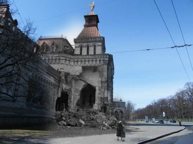 Ленинград 1944-2009 Музей Суворова блокада, ленинград, победа
