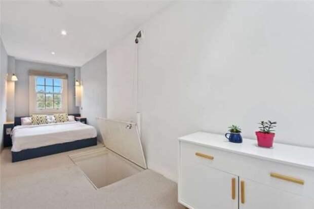 Самый узкий дом в Лондоне продаётся за $1,3 миллиона