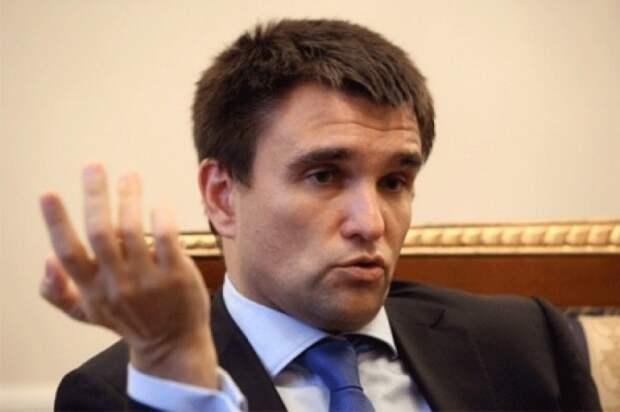 «Никто не хотел воевать». Климкин признал, что «союзники» не хотят сражаться за Украину