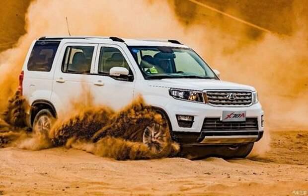 Land Rover Discovery по-китайски: Changan представил дешевую альтернативу