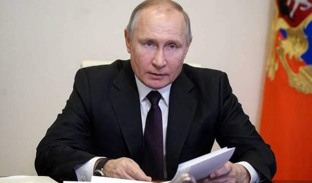 Владимир Путин отметил наградами пятерых оренбуржцев